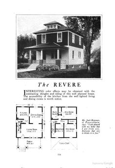 Sears Roebuck American Foursquare liberty ny sullivan county ... on sears dutch colonial house plans, sears craftsman bungalow house plans, sears cape cod house plans, sears mid-century modern house plans, sears ranch house plans, sears victorian house plans,