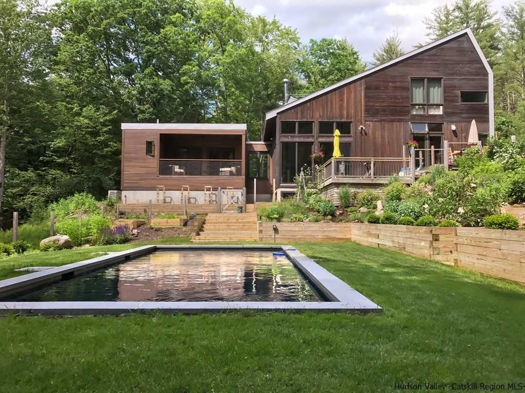 ulster county contemporary house