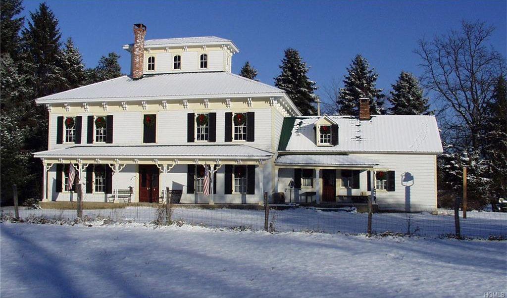historic bodine homestead