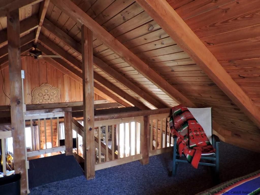 margaretville log cabin