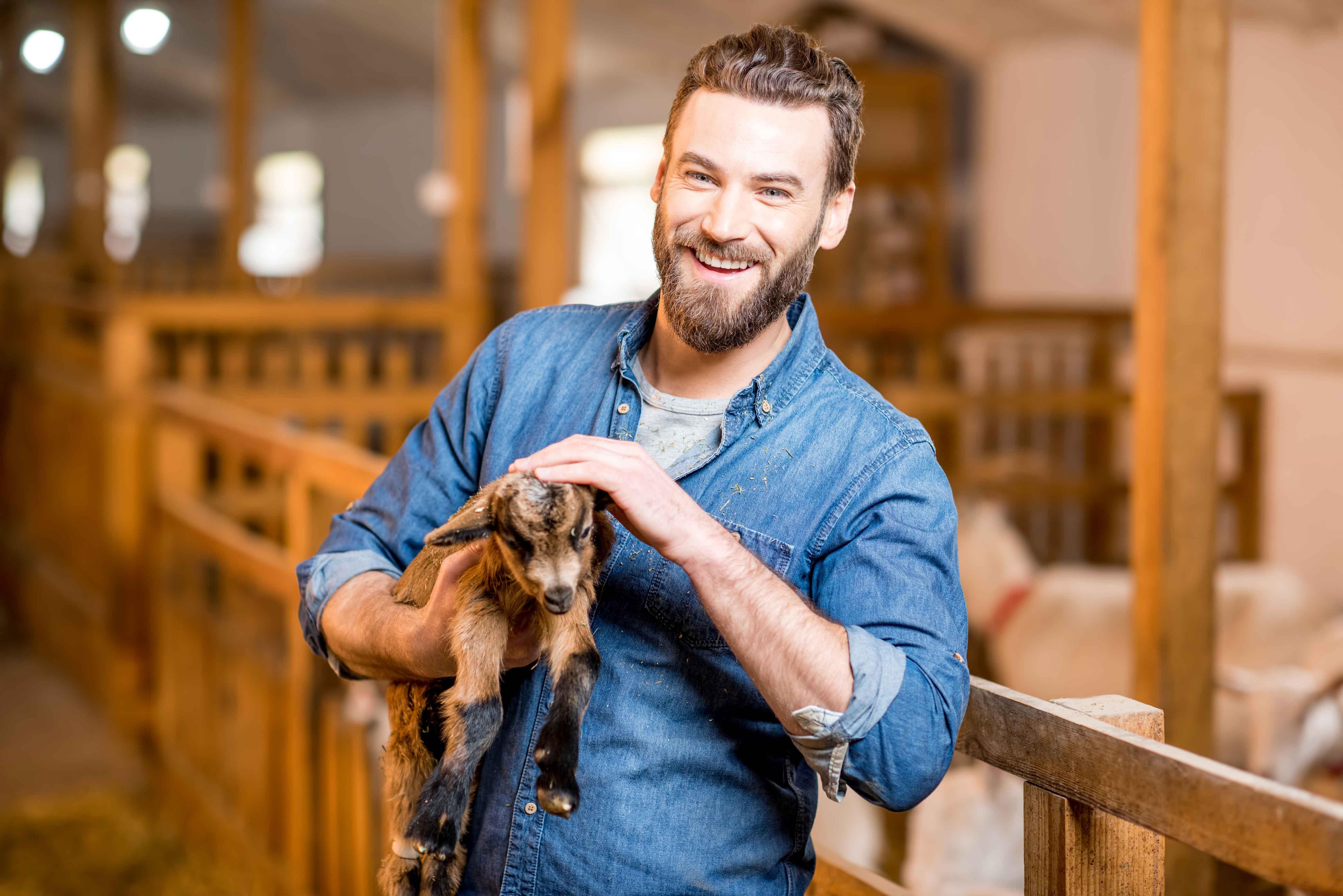 baby goat weekend big gay hudson valley