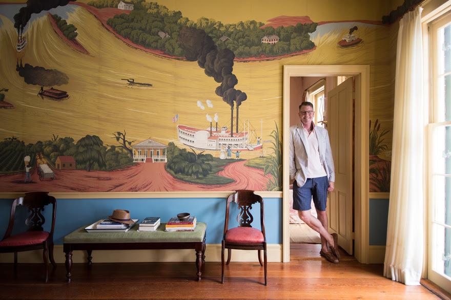 Boscobel House And Gardens Host Designer Thomas Jayne