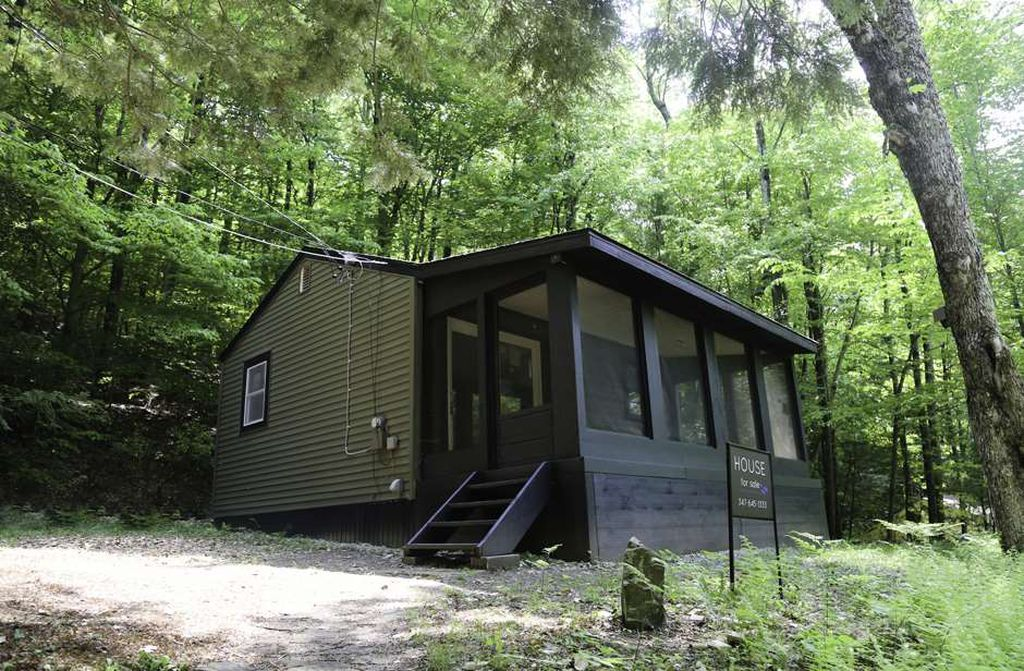 Sullivan County Tiny House with Modern Style, Additional Pre