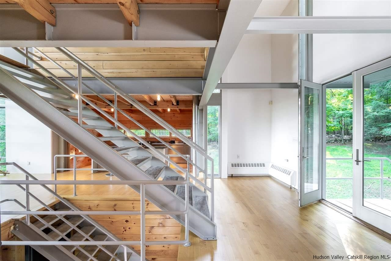 ulster county modern loft