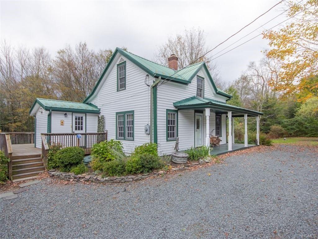 pristine farmhouse
