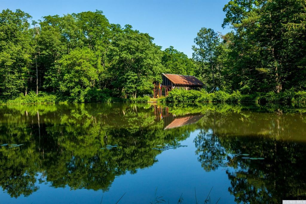 Greene County 100-Acre Property with Private Lake