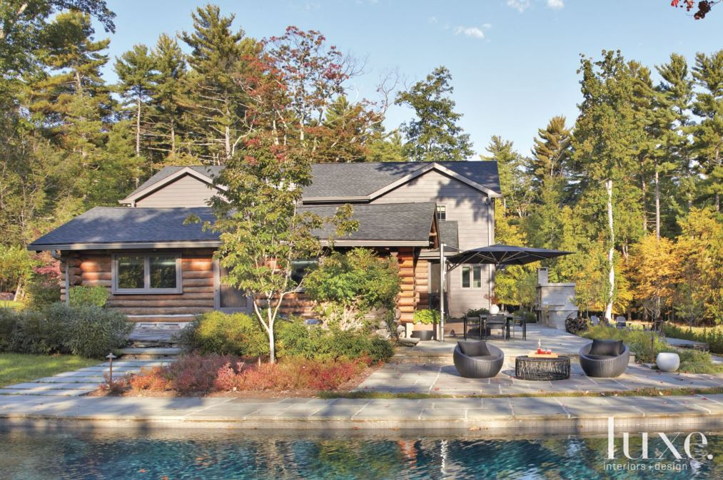 woodstock log cabin