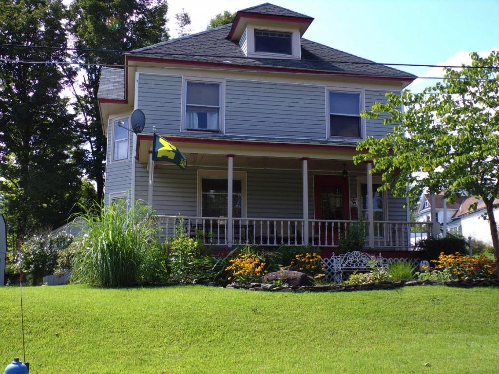 Hancock village home