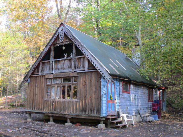 Mount Tremper cabin