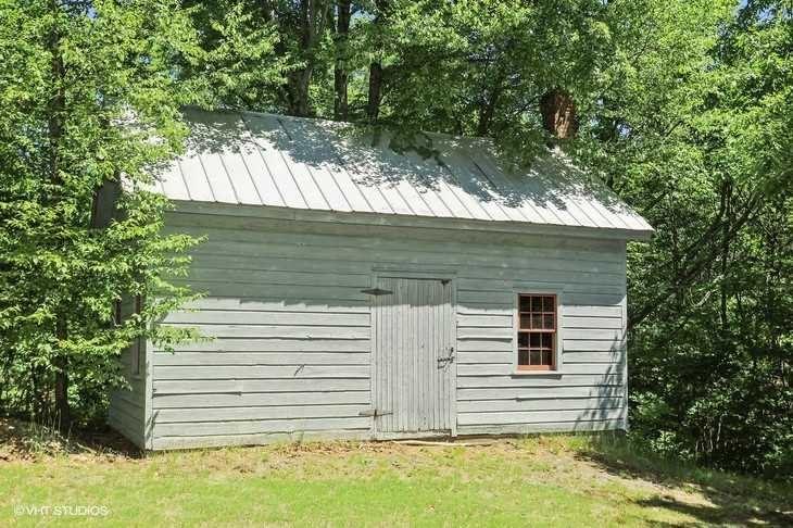 1820s cottage