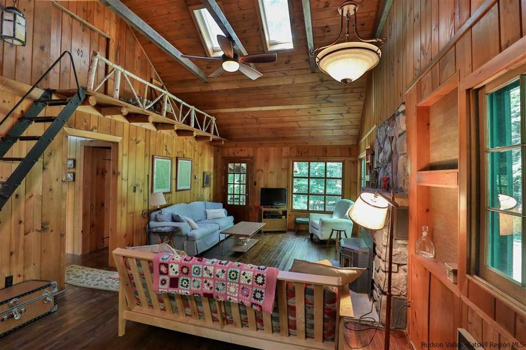 retro cabin