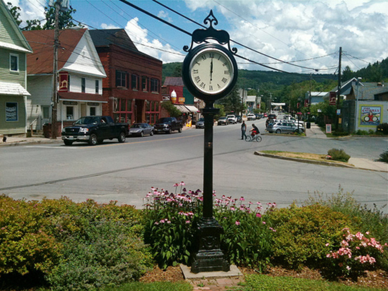 hottest upstate towns