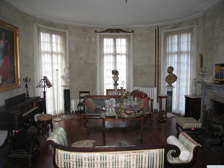 hudson federal mansion