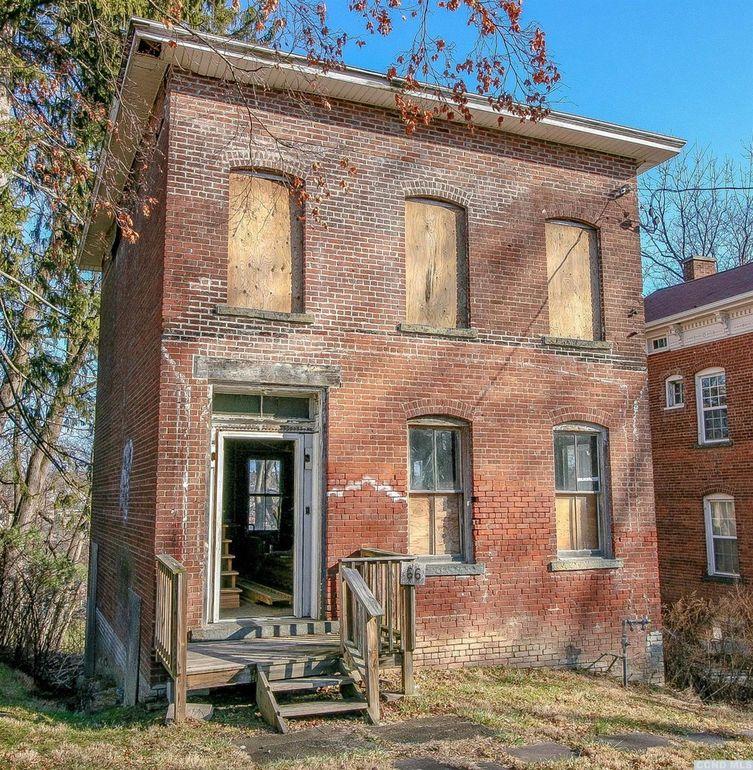catskill brick building