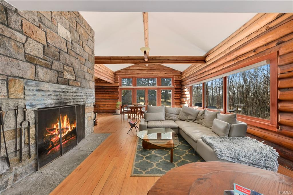 pawling log cabin