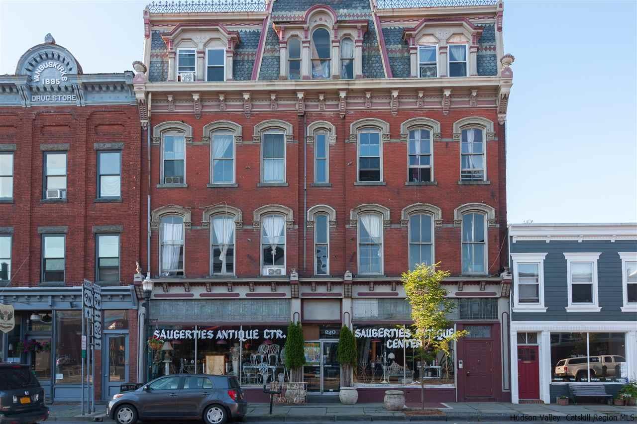 brick victorian building