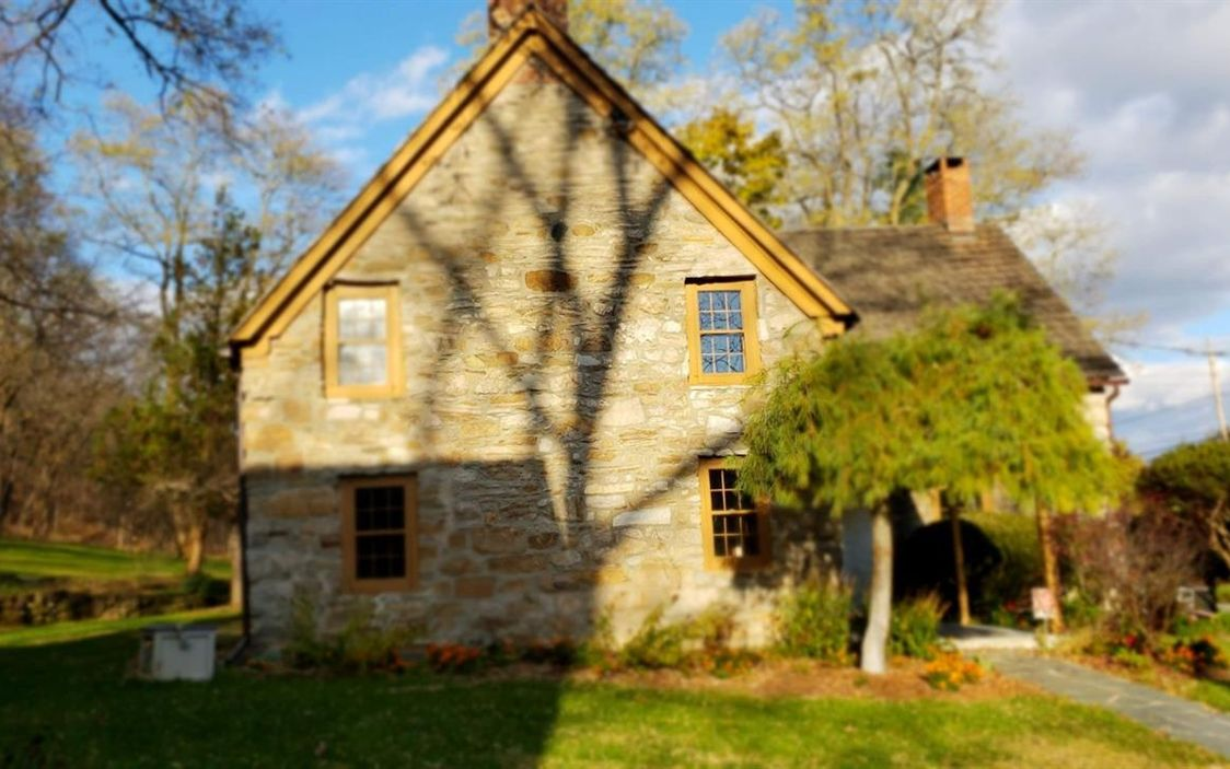 historic stone colonial