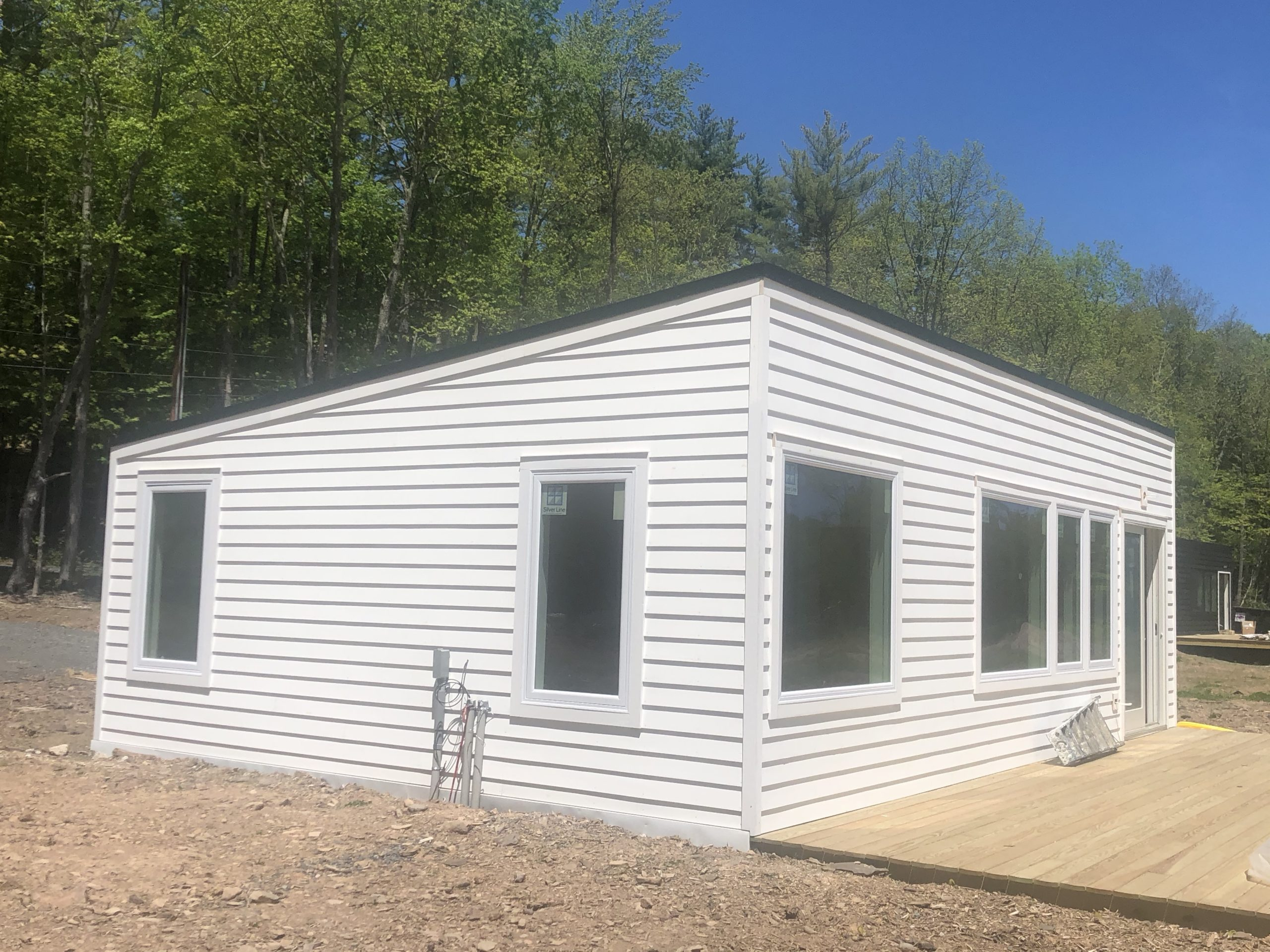 One of Catskill Farms' Mini-Homes in Saugerties