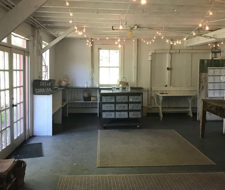 renovated carriage house