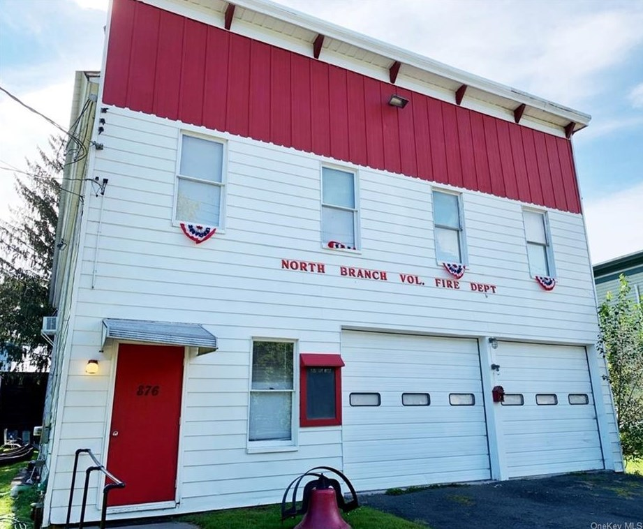 north branch firehouse