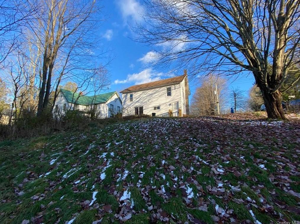 hurleyville farmhouse