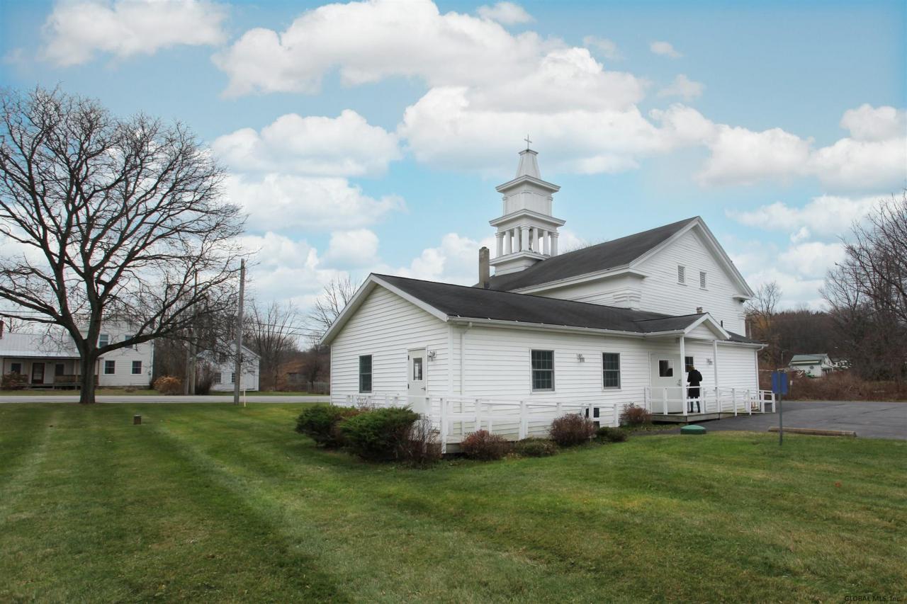 sharon springs church