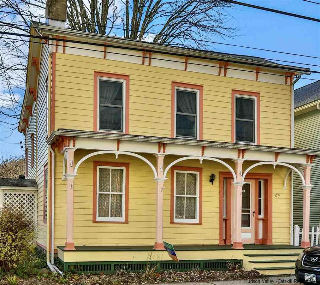 rosendale victorian home