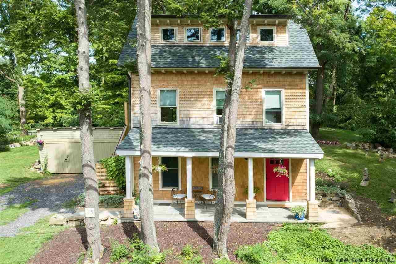 Pursue Creativity in this Hudson Valley Home, $295K