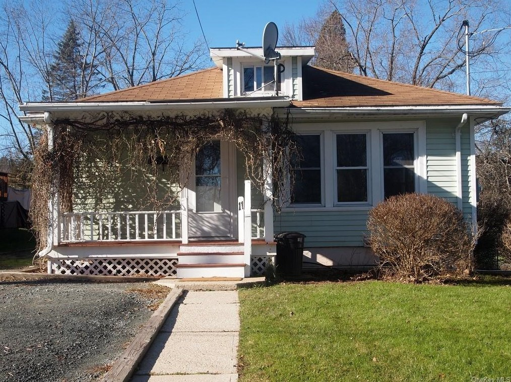 L'il Bungalow, Lots of Charm in Liberty, NY, $110K