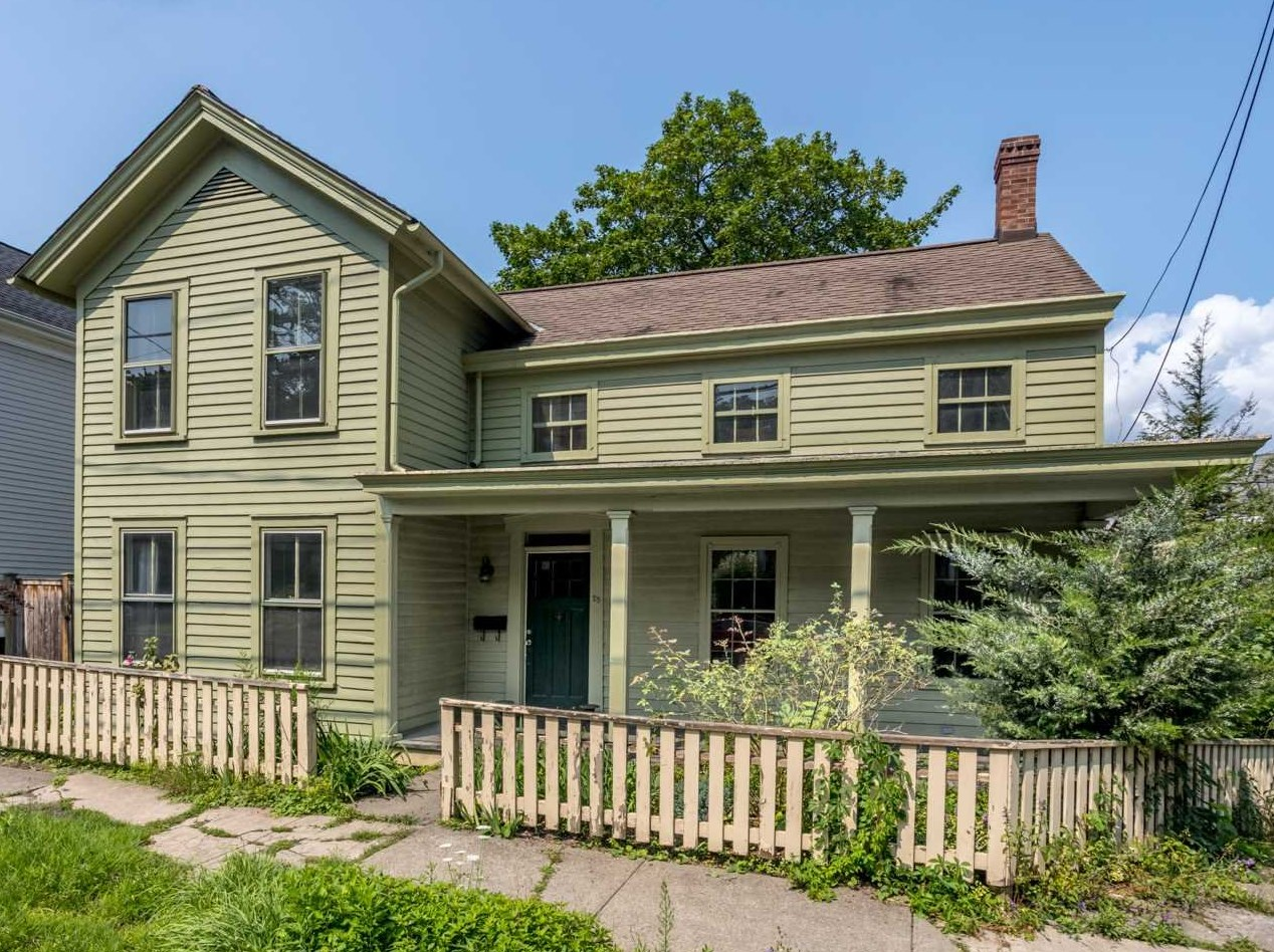 hudson colonial farmhouse