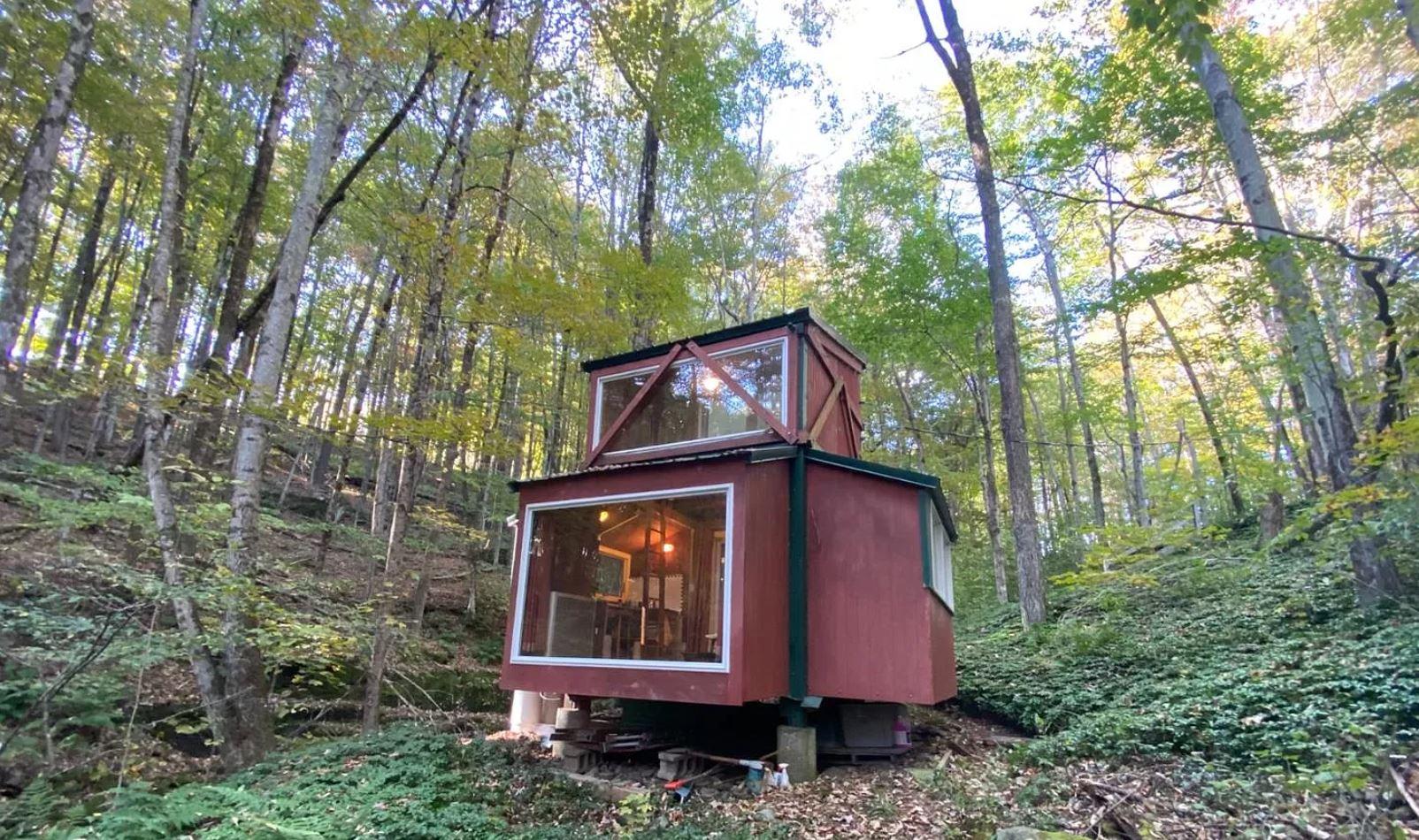 seasonal catskills cottage